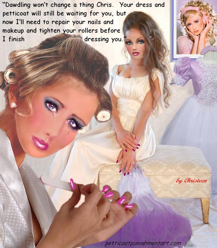 photos tags petticoat punishment